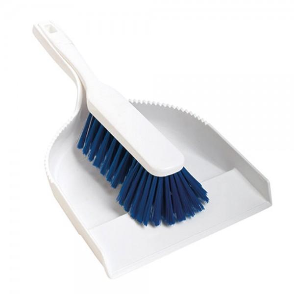 Kehrgarnitur blau 35,5 x 20 cm HygoClean