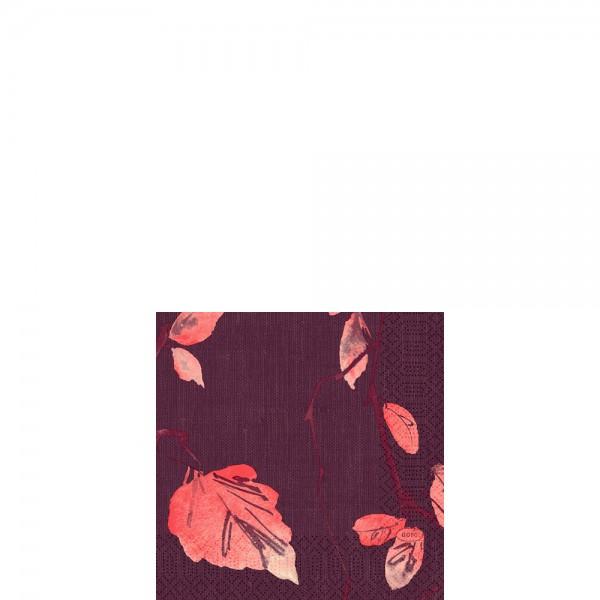 DUNI Zelltuch Serviette 24x24 cm 1/4F.Painted Fall
