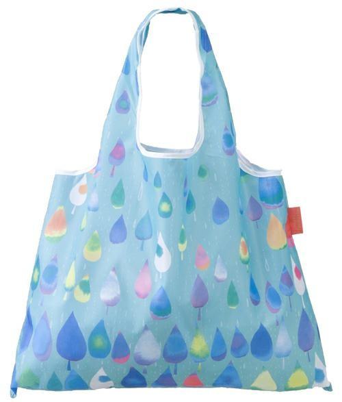 Shopping Bag 53x40cm Rain
