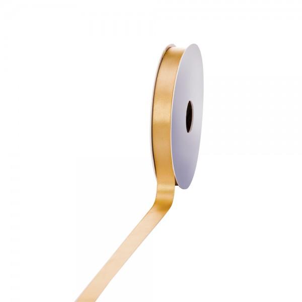 Satinband 15mm 50Meter gold