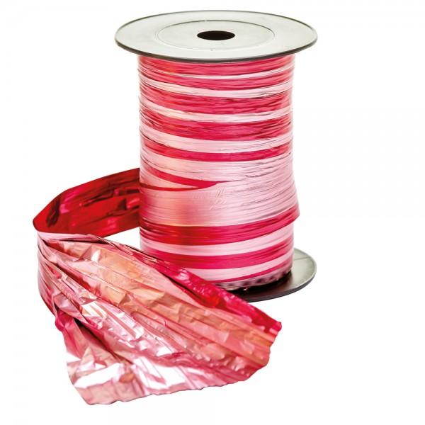 Crash Folie auf Rolle 125mm 50Meter rot/pink
