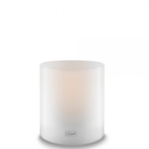 Teelichthalter Farluce Inside Ø 12cm Höhe 15 cm Weiß