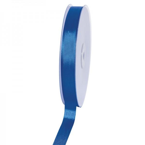 Geschenkband Grosgrain 16 mm/50Meter royalblau