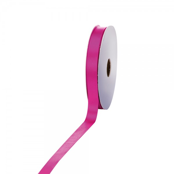 Satinband 15mm 50Meter pink