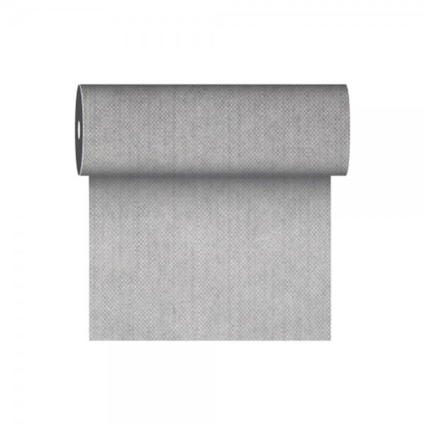 Airlaid Dry Cotton Téte-à-Téte Tischläufer graphite