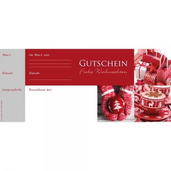 Gutschein Schecks 24.5x10.5 cm It´s Wonderful
