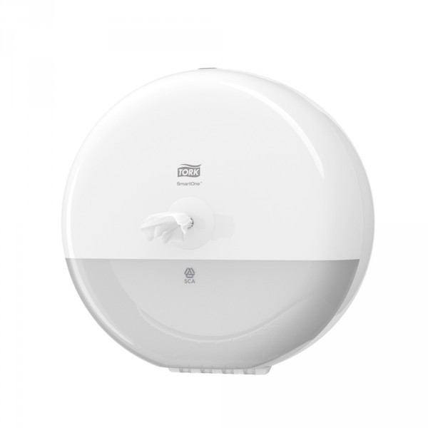 Tork SmartOne® Spender für Toilettenpapier weiß