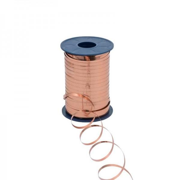 Polyband metallic 5mm 400Meter kupfer