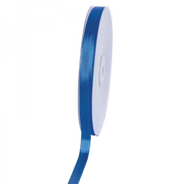 Geschenkband Grosgrain 9 mm/50Meter royalblau