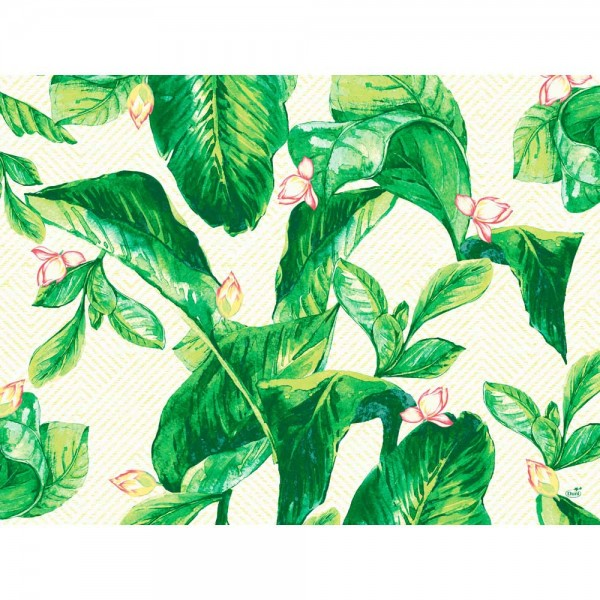 DUNI Tischset Papier 30 x 40 cm Banas