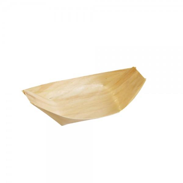 Holzschiffchen aus Pinienholz 11,5 x 7 cm
