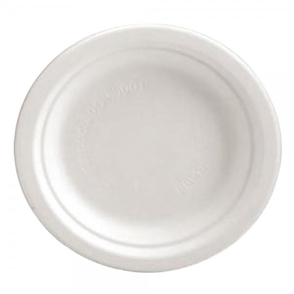 Teller ungeteilt weiß Ø 26 cm