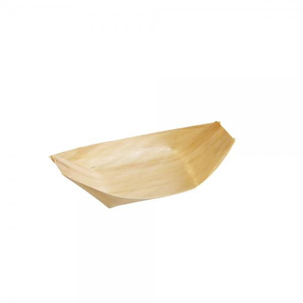 Holzschiffchen aus Pinienholz 10,5 x 5 cm