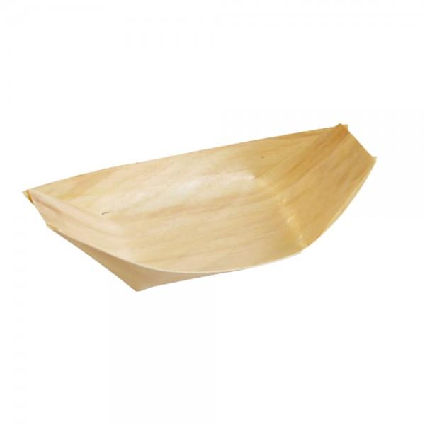 Holzschiffchen aus Pinienholz 18 x 8,5 cm
