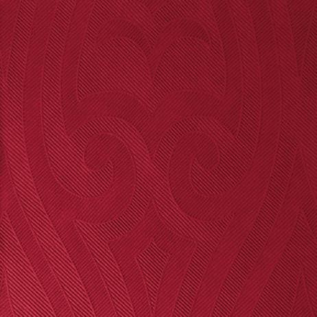 DUNI Elegance Serv 40x40 cm 1/4F. Lily bordeaux