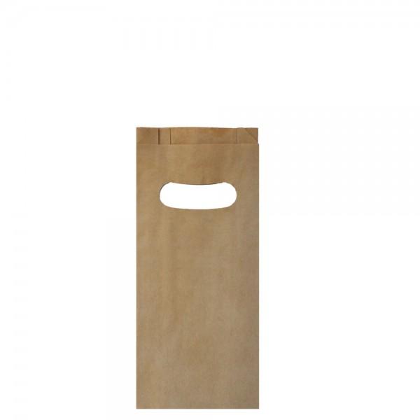 Grifflochtragetasche Papier 14x5x30cm