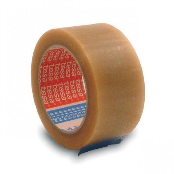 Paketband TESA transparent 50mm 66Meter