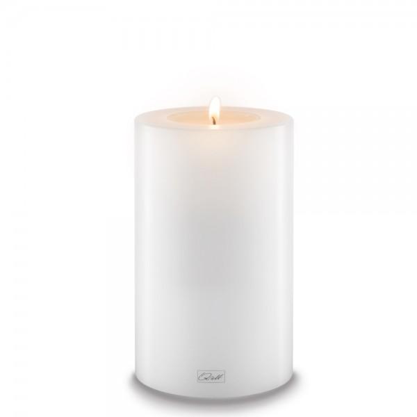 Teelichthalter Farluce Trend Ø 10cm Höhe 18 cm Weiß