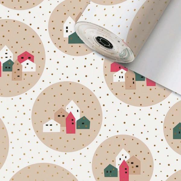 Geschenkpapier Rolle 50cm 50m Elmo