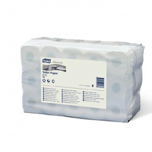 TORK Toilettenpapier 2 lagig naturweiß 90779
