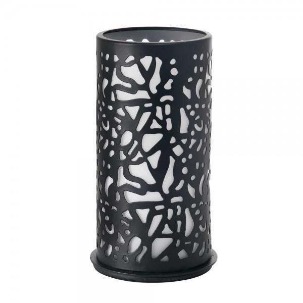 DUNI Kerzenhalter aus Metall 140 x 75 mm Twist