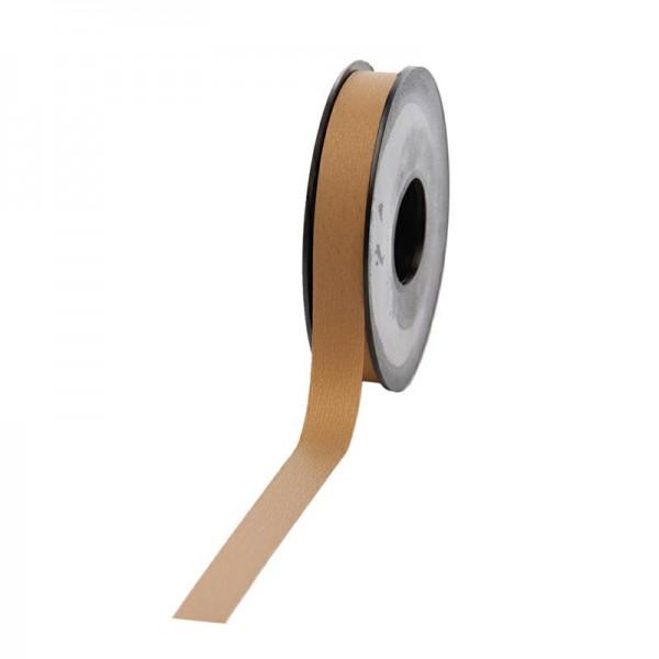 Polyband matt 16mm 45Meter sand