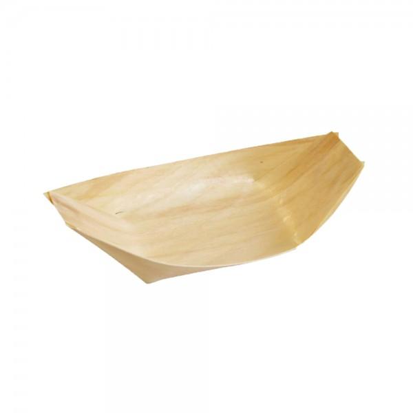 Holzschiffchen aus Pinienholz 18 x 8 cm