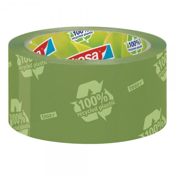 Paketband tesa Eco & Strong grün 50mm 66Meter