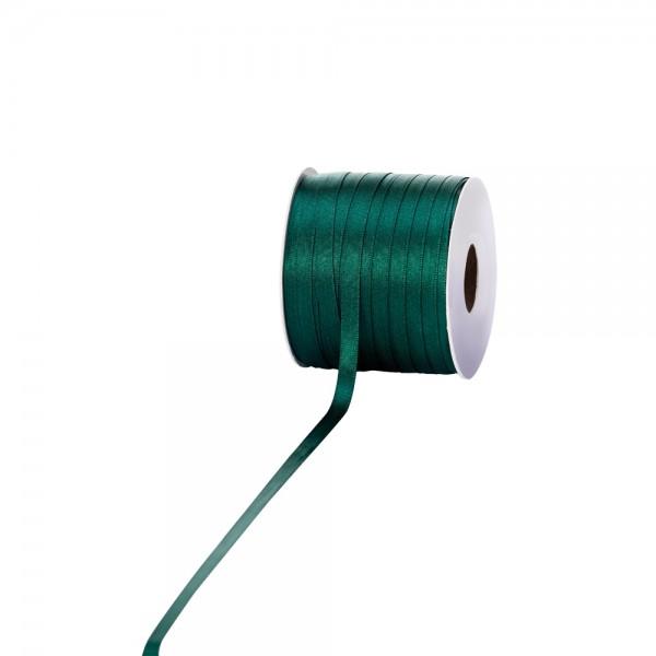 Satinband 6mm 100Meter jägergrün