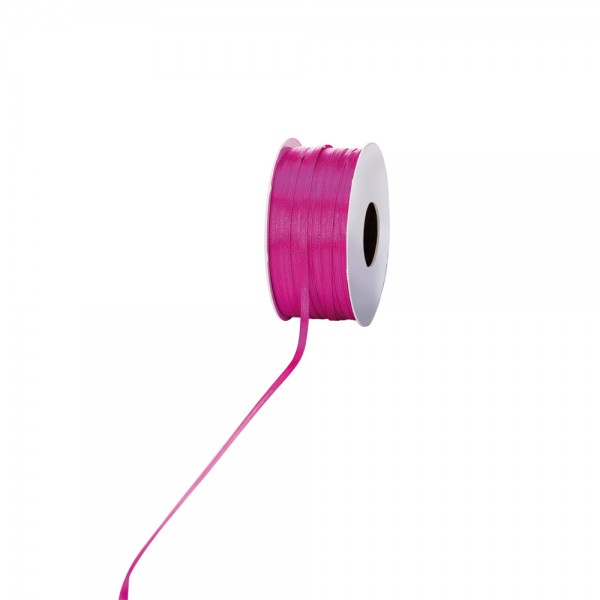 Satinband 3mm 100Meter Pink