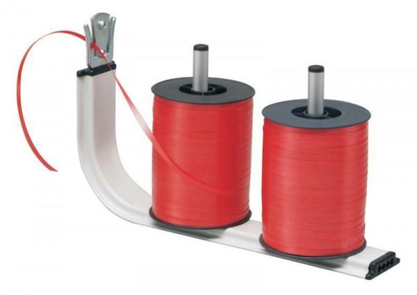 Bandrollenhalter 291 mm Breite für 2 Spulen