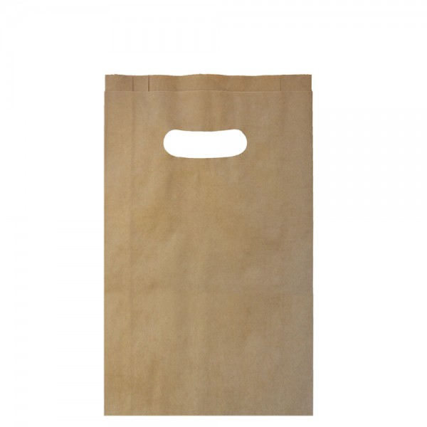 Grifflochtragetasche Papier 22x7x36cm