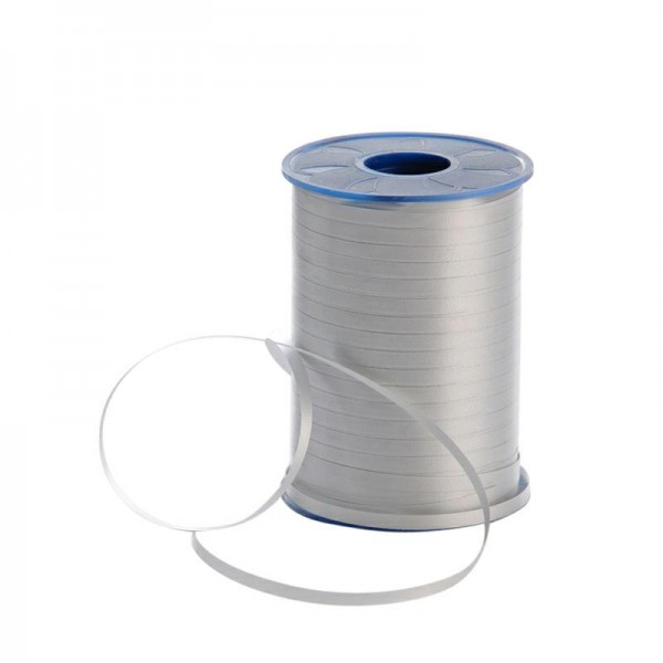 Polyband 5mm 500Meter silber