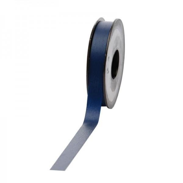Polyband matt 16mm 45Meter dunkelblau