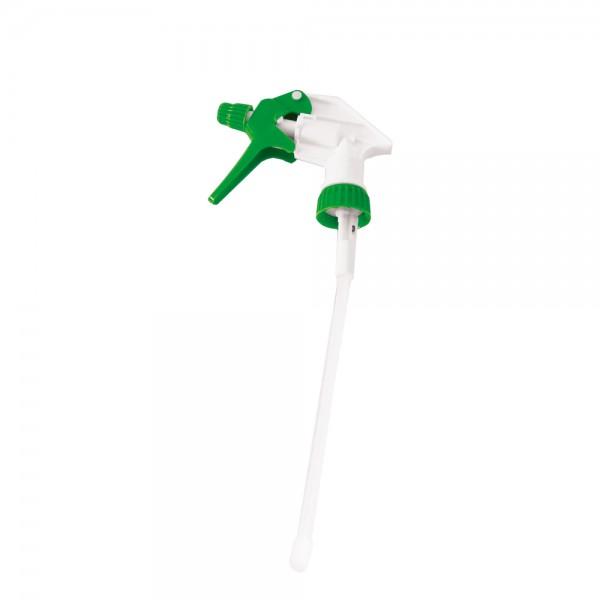 Sprühkopf für Sprühflasche 600ml grün
