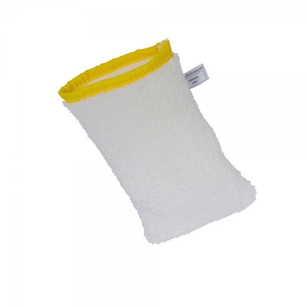 Handschuh-Mop Ceran 14x23,5cm weiß