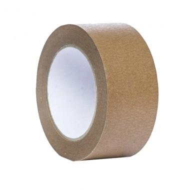 Paketband Papier 50mm 50Meter braun