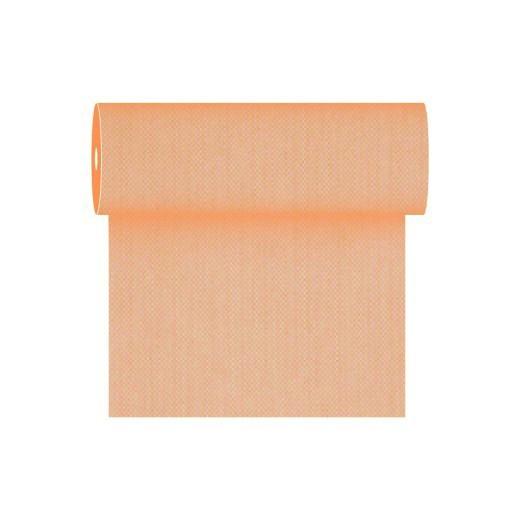 Airlaid Dry Cotton Téte-à-Téte Tischläufer mandarin