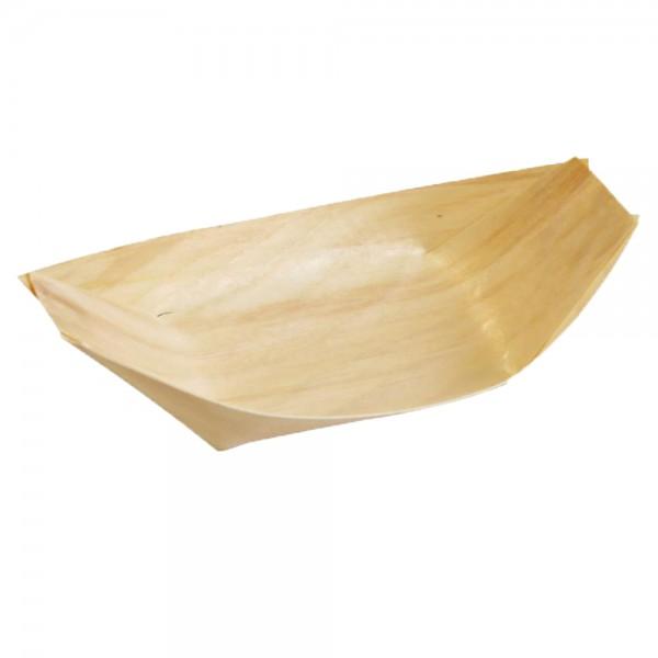 Holzschiffchen aus Pinienholz 22,5 x 12,5 cm
