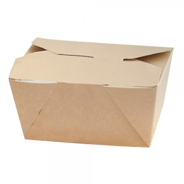Food to go Verpackung ohne Fenster 2880 ml