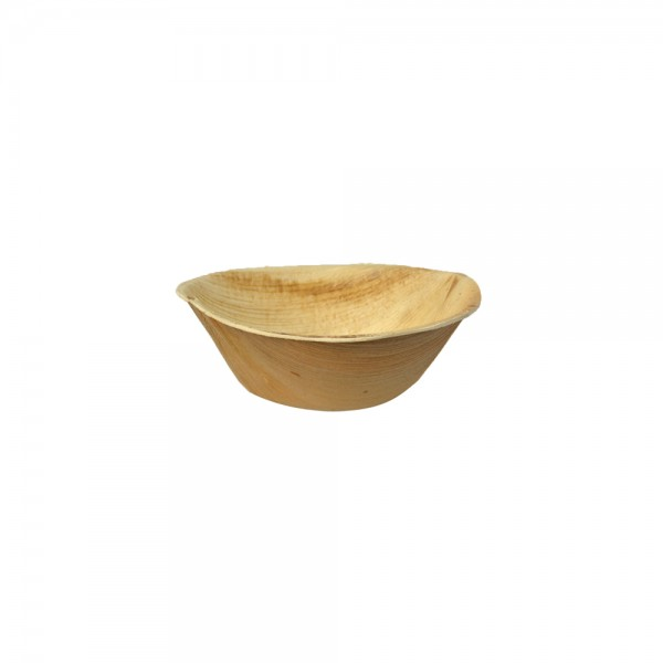 Suppenbowle aus Palmblatt 400 ml Ø 15,5 cm, Höhe 5 cm
