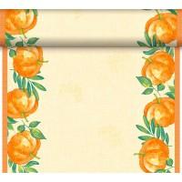 DUNI Tete-A-Tete Tischläufer Pumpkin Spice