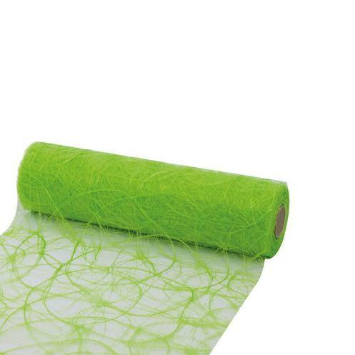 Dekovlies Sizoweb 30cm 25Meter frühlingsgrün