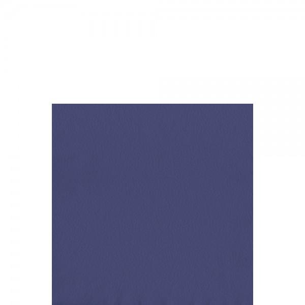 DUNI Zelltuch Serviette 33x33 cm 1/4F. dunkelblau 1 lagig