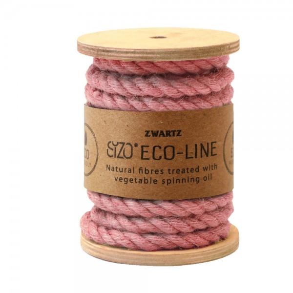 Jute Kordel 7mm 5m Pink