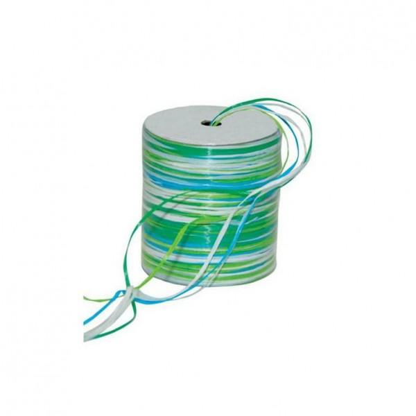 Raphia Multi Rolle 50Meter grün