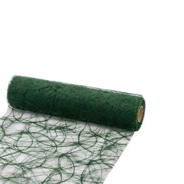 Dekovlies Sizoweb 30cm 25Meter grün