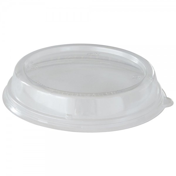 Duni Deckel für Bagasse Salatschale transparent
