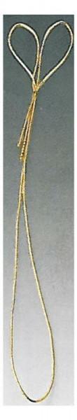 Fertigschleife gold Umband 20cm
