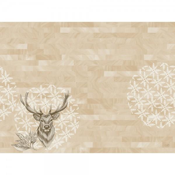 DUNI Tischset Dunicel 30x40 cm Wild Deer